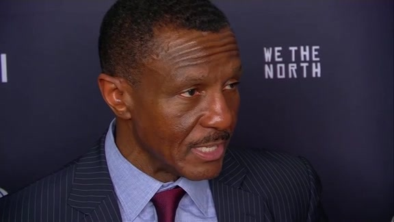 Raptors Post-Game: Dwane Casey - January 20, 2018