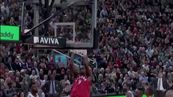 Raptors Highlights: Lowry Finds Ibaka - February 6, 2018