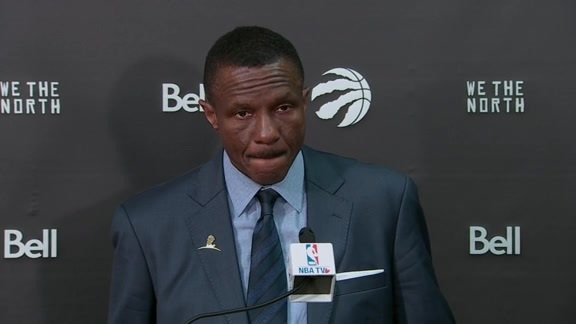 Raptors Post-Game: Dwane Casey - February 13, 2018