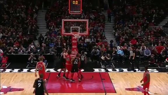 Raptors Highlights: DeRozan Beats the Buzzer - February 14, 2018