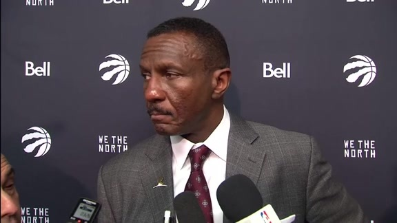 Raptors Post-Game: Dwane Casey - February 14, 2018
