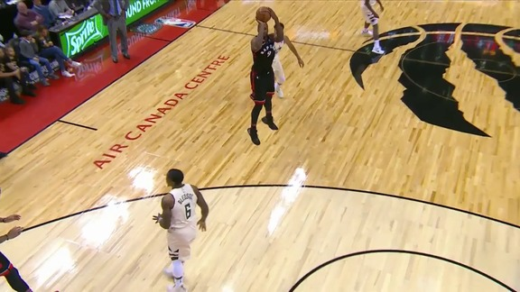 Raptors Highlights: Money in The Bank - February 23, 2018
