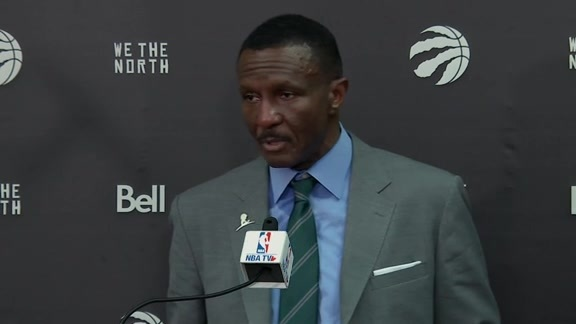 Raptors Post-Game: Dwane Casey - February 23, 2018
