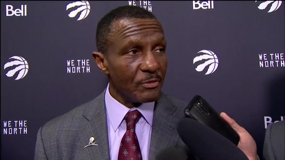 Raptors Post-Game: Dwane Casey - March 13, 2018