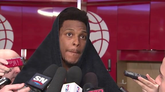 Raptors Post-Game: Kyle Lowry - March 18, 2018