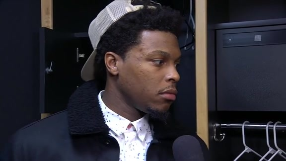 Raptors Post-Game: Kyle Lowry - March 21, 2018