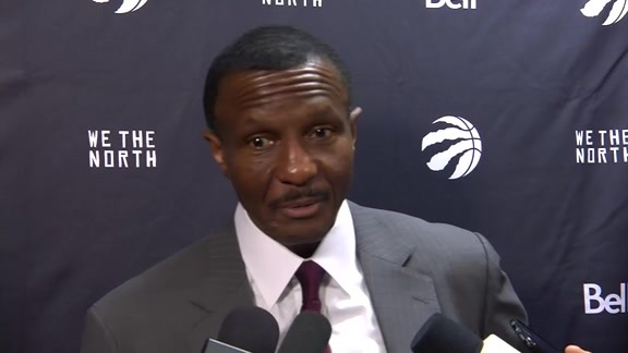 Raptors Post-Game: Dwane Casey - March 21, 2018
