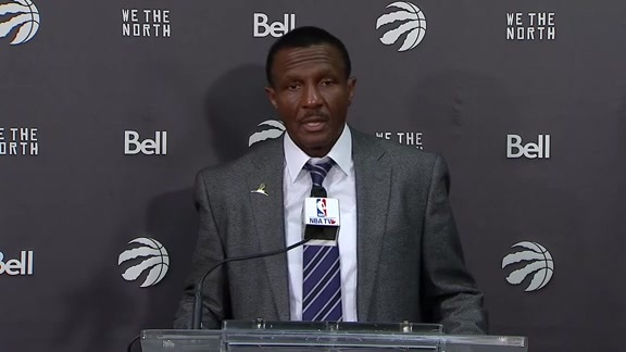Raptors Post-Game: Dwane Casey - March 23, 2018