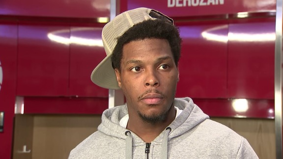 Raptors Post-Game: Kyle Lowry - March 23, 2018