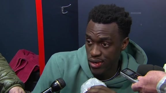 Raptors Post-Game: Pascal Siakam - April 20, 2018