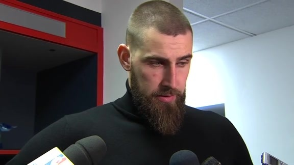 Raptors Post-Game: Jonas Valanciunas - April 20, 2018