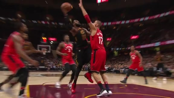 Raptors Highlights: JV Block - May 5, 2018