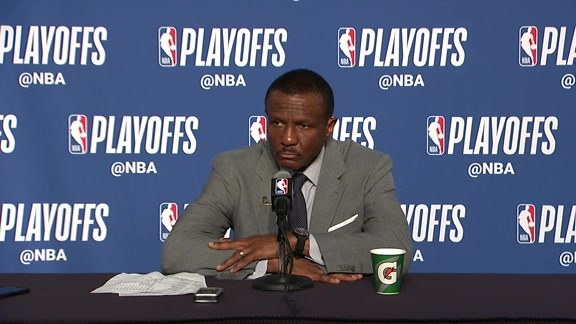 Raptors Post-Game: Dwane Casey - May 5, 2018
