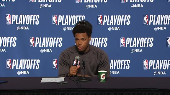 Raptors Post-Game: Kyle Lowry - May 5, 2018