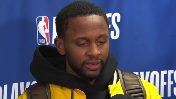 Raptors Post-Game: C.J. Miles - May 7, 2018