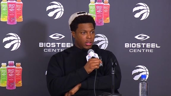 Raptors Locker Clean Out: Kyle Lowry - May 8, 2018