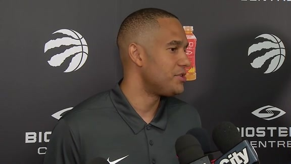 Raptors 905: Jama Mahlalela - June 20, 2018