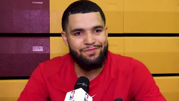 Raptors Summer League: Fred VanVleet - July 7, 2018