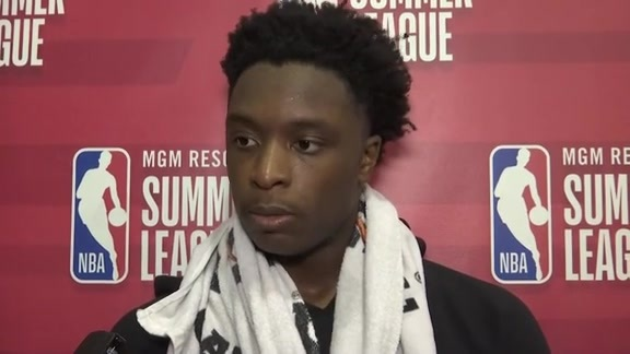Raptors Summer League: OG Anunoby - July 11, 2018