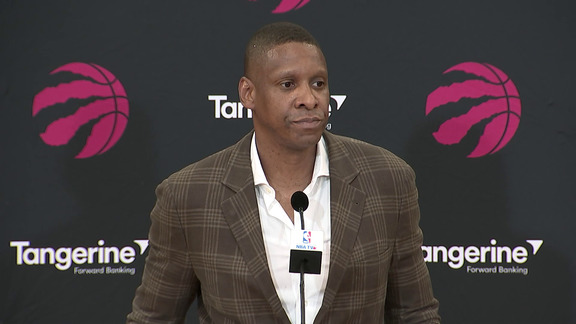 Raptors Press Conference: Masai Ujiri - July 20, 2018