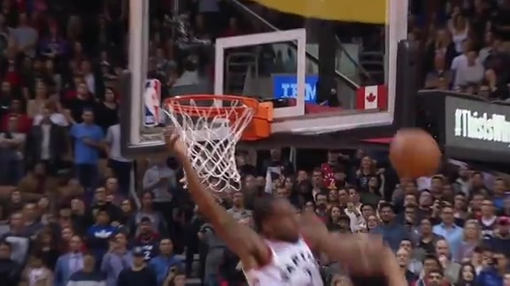 Raptors Highlights: Leonard and Green Double Block - October 19, 2018