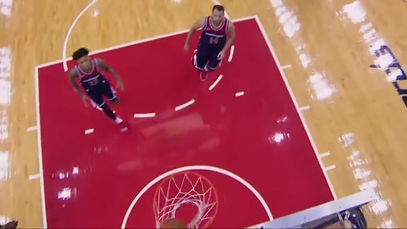 Raptors Highlights: Fred Van Vleet Three - October 20, 2018