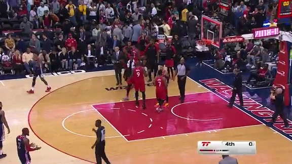 Game Highlights: Raptors at Wizards - October 20, 2018