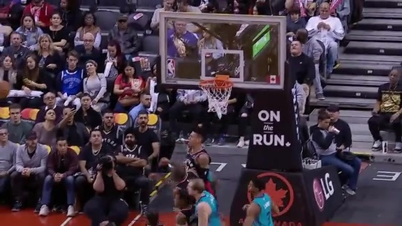 Raptors Highlights: Green Blocks Kemba - October 22, 2018