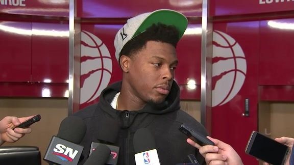 Raptors Post-Game: Kyle Lowry - October 22, 2018