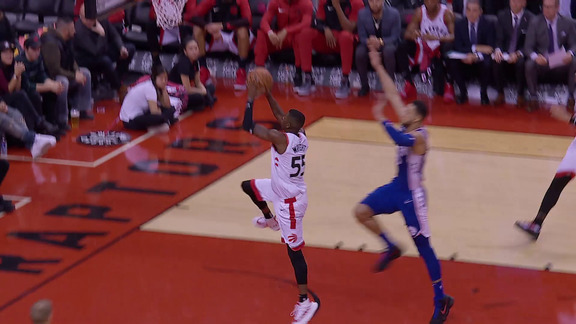 Raptors Highlights: Wright To The Rim - October 30, 2018