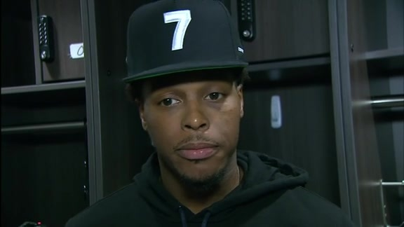 Raptors Post-Game: Kyle Lowry - November 7, 2018