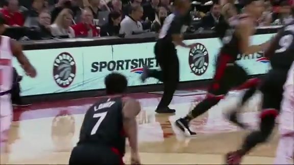 Raptors Highlights: Siakam to Lowry - November 10, 2018