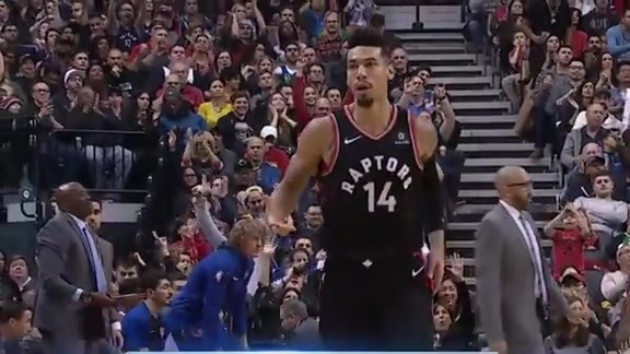 Raptors Highlights: Danny Green Pull-Up - November 10, 2018
