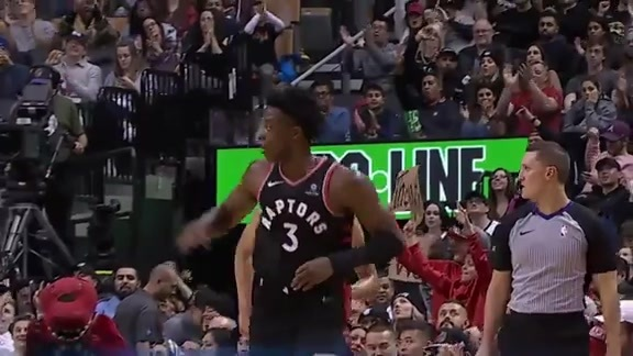 Raptors Highlights: OG Three - November 10, 2018