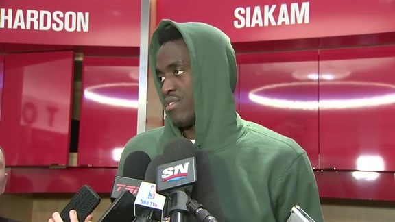 Raptors Post-Game: Pascal Siakam - November 10, 2018