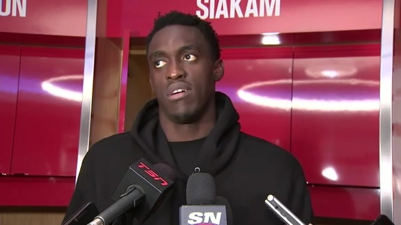 Raptors Post-Game: Pascal Siakam - November 12, 2018