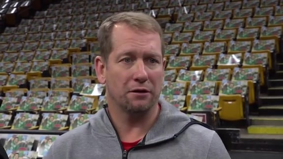 Raptors Shootaround: Nick Nurse - November 16, 2018