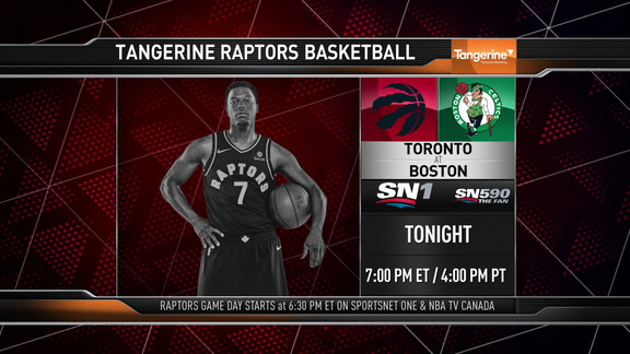 Raptors Game Preview: Toronto at Boston - November 16, 2018