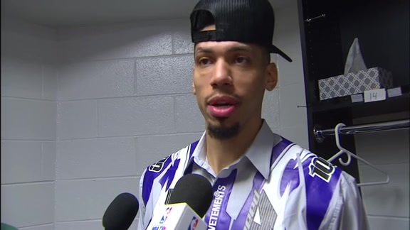 Raptors Post-Game: Danny Green - November 16, 2018