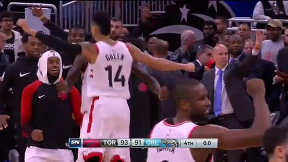 Game Highlights: Raptors at Magic - November 20, 2018