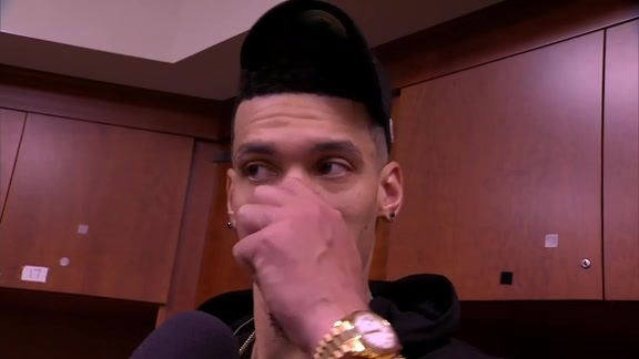 Raptors Post-Game: Danny Green - November 20, 2018