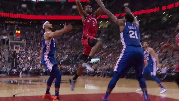 Raptors Highlights: Kawhi and OG Attack The Basket - December 5, 2018