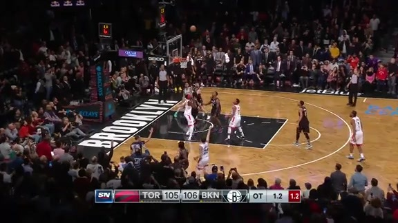 Game Highlights: Raptors at Nets - December 7, 2018
