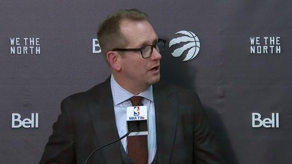 Raptors Post-Game: Nick Nurse - December 9, 2018