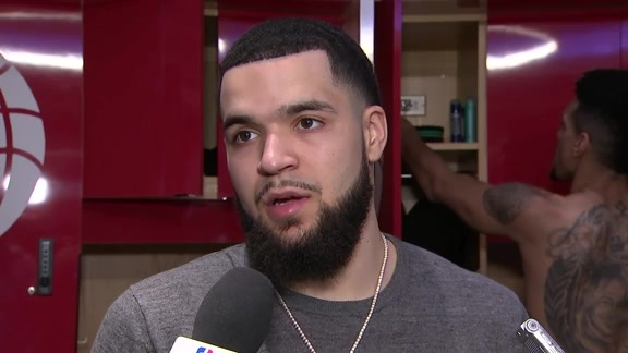 Raptors Post-Game: Fred VanVleet - December 9, 2018