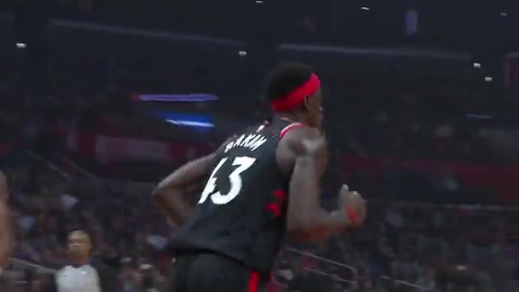 Raptors Highlights: Green Block and Siakam Layup - December 11, 2018