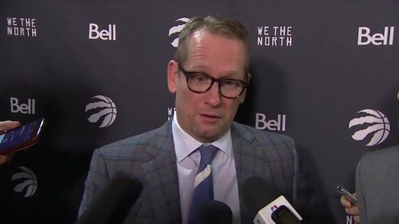 Raptors Post-Game: Nick Nurse - December 11, 2018