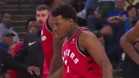 Raptors Highlights: Lowry And-One - December 12, 2018