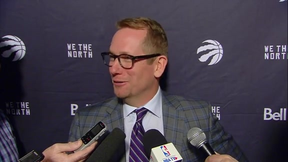 Raptors Post-Game: Nick Nurse - December 16, 2018