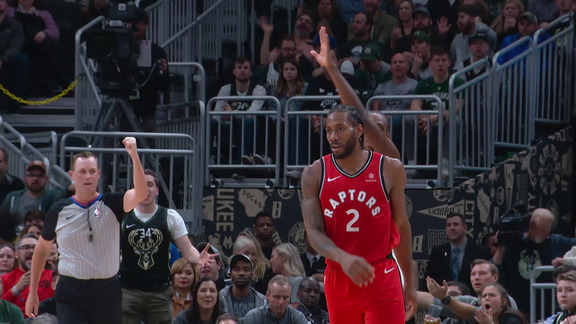Raptors Highlights: Kawhi And-One - January 5, 2019